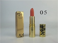 Wholesale and retail - big brand lipstick, 24 colors,  12pcs\1lot free shipping!