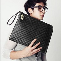 2012 unisex day clutch fashion vintage messenger bag man bag female bags