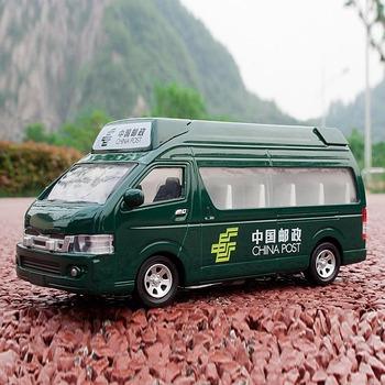 Alloy car models school bus microbiotic alloy car model toy car model