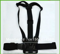 Action Outdoor Sports Gopro Camera Head Strap Mount ,Gopro HD, Hero2, Hero3 Head Belt, Free Shipping