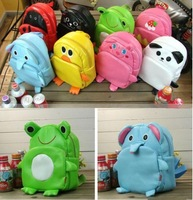 New Fashion 2014 Cute Cartoon Animal Shaped Backpack For Kids/Child Schoolbag  Bag