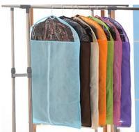 convenient Coat Clothes Jacket Suit Dress Garment Storage Travel Dustproof Cover Bag