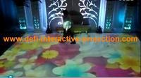 Hot Interactive Floor System/Interactive Foor Projection/Interactive Floor Projector with 111 Effects