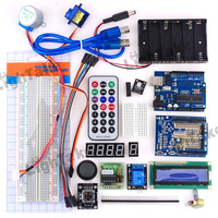 hot sale SCM DIY Maker Starter Kit Learning Suites for ARDUINO Multicolor