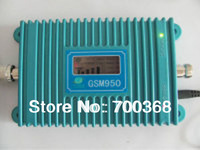 LCD display GSM950 mobile phone GSM signal repeater  booster RF amplifier 5pcs/lot