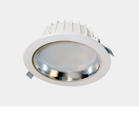 Free Shipping high power warm white cool white 3500K-6500K  9w led down light   with ce Rohs