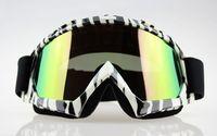 New Adult Outdoor Sports anti-fog Snowboard Skate Ski Motorcycle Motocross Snowmobile goggles ATV Cruiser Off-Road Eyewear
