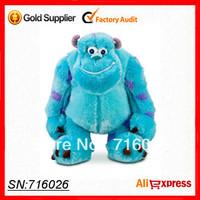 Free shipping! Monster Inc,Sullivan , lovely plush toys,Monsters University plush toy valentine's day gift 35cm