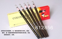Free Shipping 50pcs/pack Waterproof Liquid Eye Liner Eyeliner Pencil Pen Makeup Cosmetic
