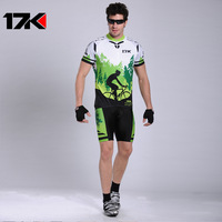 Forester ride short-sleeve set male ride bicycle clothing long-sleeve set ride service male bicycle clothes