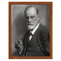 Freud sigmund decorative painting