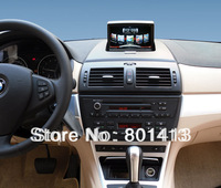 "7""High definition digital panel Built-in Bluetooth,GPS,USB Special for BMW-X3"