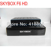 Newest Digital TV Receiver Skybox F6 HD Support GPRS IPTV Youtube Cccam free shipping