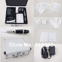 Promotional  Eyebrow Pen Machine Needle cap Permanent  Makeup Kits