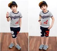 Free shipping !summer child knee-length pants male child female child trousers shorts 5pcs/lot