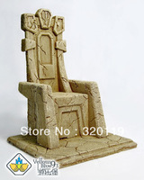 Saint Cloth Myth Poseidon throne scene RESIN stone texture set ,free shipping