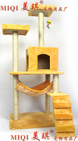 Cat rack cat litter toy cat climbing frame cat scratch board cat tree