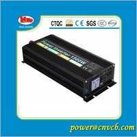 1500w Pure Sine Wave Solar Inverter CE ROHS Approved dc 48V to AC 110V 60HZ  free shipping