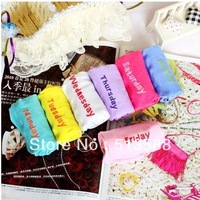 High quality free shipping solid color cotton socks/socks/boat socks/ladies socks double/bag (7) 121101 can be wholesale