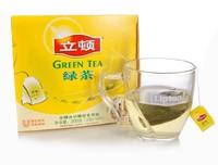 Top Grade China Green Tea Bag 100pcs 200g Office Radiation-proof Teabag Free Shipping