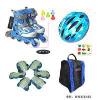 M high skates child set skating shoes inline roller skates full set of skate shoes new arrival