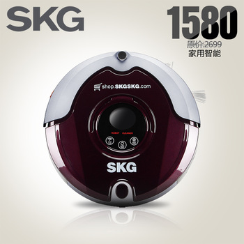 Skg xc2295 household intelligent fully-automatic sweeper robot vacuum cleaner