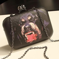 2013 box mini chain unhide bag small bag day clutch shoulder bag female bags new arrival