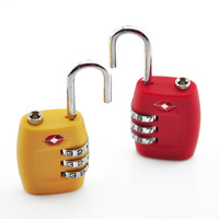 Tsa335 password lock travel bag lock luggage lock ultra-light trolley luggage