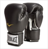 Free shipping Everlast boxing gloves sanda glove gloves breathable type gloves