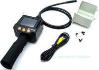 """2.4"""" Monitor Snake Inspection Video Endoscope Borescope Tube Camera Cam AV Out"""