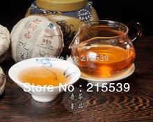 GRANDNESS 100g X 5pcs 2011 yr 968 Yunnan Haiwan Pu erh Tea Old Comrade LaoTongZhi