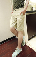 1104-k04-f55 all-match fashion candy color male shorts capris