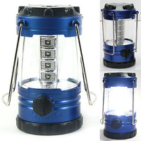 12 LED Camping Lantern Hiking Sailing Fishing Bivouac with Campass