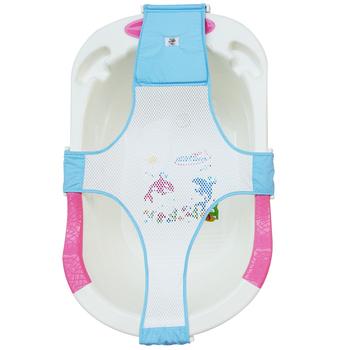 New arrival Luxury cross baby cradle type slip-resistant massage bath net bath rack tanning bed