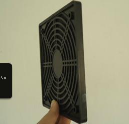 12 cm fan nets fan fan dustproof net plastic dust filter