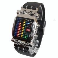 Led watch fashion male watch watch