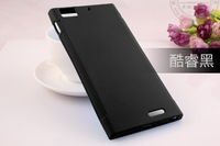 Free shipping Lenovo K900 Silicone case k900 cover case back cover  IN stock