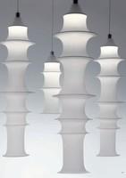 Bruno Munari Sompex farbic pendant lamp brief fashion quality decoration lamp nylon pendant light