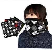 Top Fasion Scarf Rushed Print Adult Active Winter Neck Warmer Gator Gaiter Bandana Vinnie Head Wrap 100% Fleece/scarves 5pcs