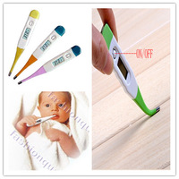 Portable  Body Forehead Ear Thermometer For Baby Adult Digital Display Multi functional Meter-in Thermometers Free shipping