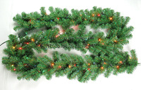 270cm lamp christmas cane 2.7 meters hoop rattails decoration rattails christmas tree decoration supplies
