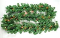 270cm lamp christmas cane 2.7 meters hoop rattails decoration rattails christmas tree decoration supplies