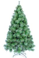 Green pine needle tree 1.2 1.5 1.8 2.1 meters christmas tree decoration