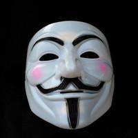 V for Vendetta mask V word mask / theme mask masquerade mask