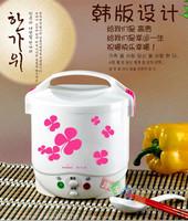 Car rice cooker pot trainborn 12v 24v 220v rice cooker pot 1l 1 - 2 rice cooker