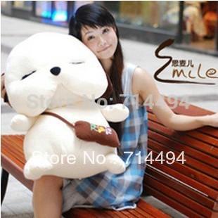 45 cm plush toys wholesale stray dog plush doll girl gifts for Christmas