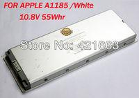 """NEW  White Original Laptop Battery For Apple MacBook 13"""" A1185 A1181 MA561 MA561FE/A MA561G/A MA254 MacBook 13"""" MA700J/A"""