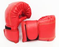 Boxing gloves boxing gloves semi-finger fitness set gloves
