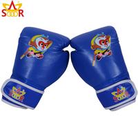 Medium-large wukong child boxing gloves sanda glove infant fitness sandbag set