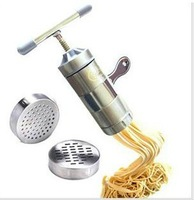 Pasta tools household Stainless Steel Kitchen Pasta Noodle Maker Press Spaghetti Machine Fruit Juicer